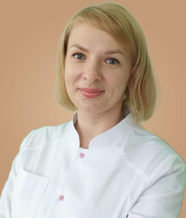 Антанович Ирина Сергеевна