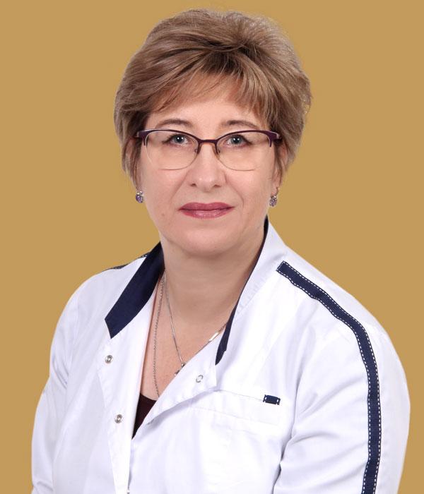 Чилюк Ирина Олеговна