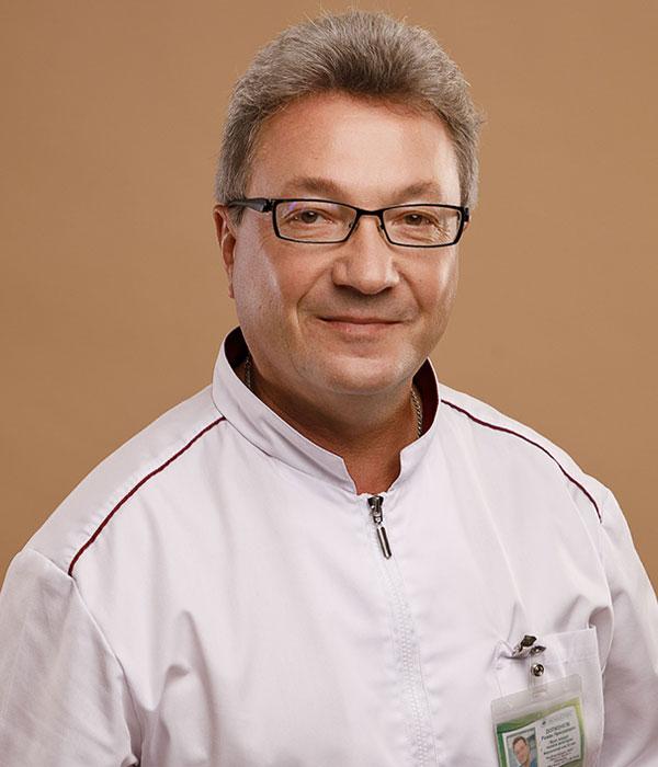 Долженков Роман Николаевич
