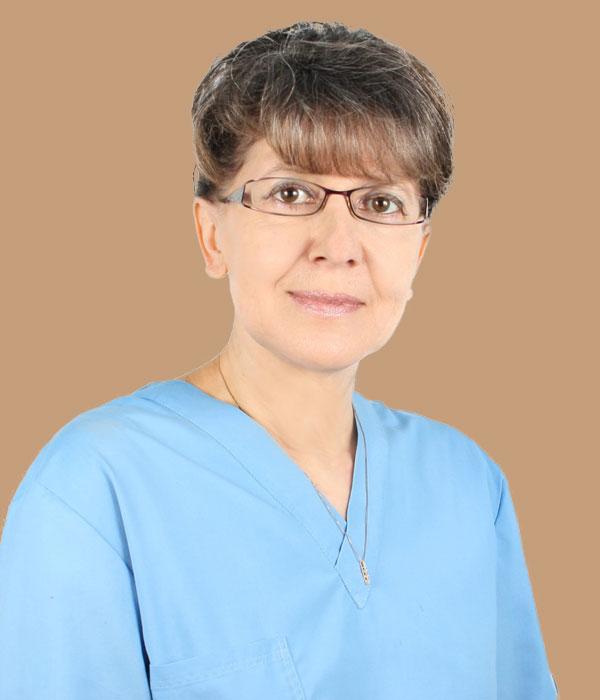 Джигирис Елена Григорьевна