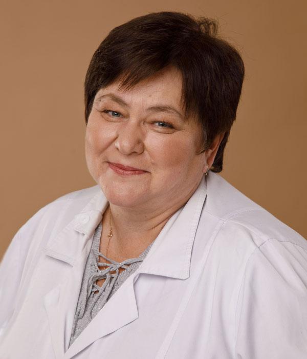 Фурсевич Ирина Антоновна