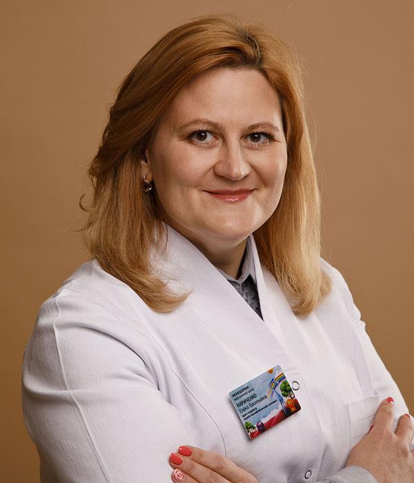 Кириченко Елена Васильевна