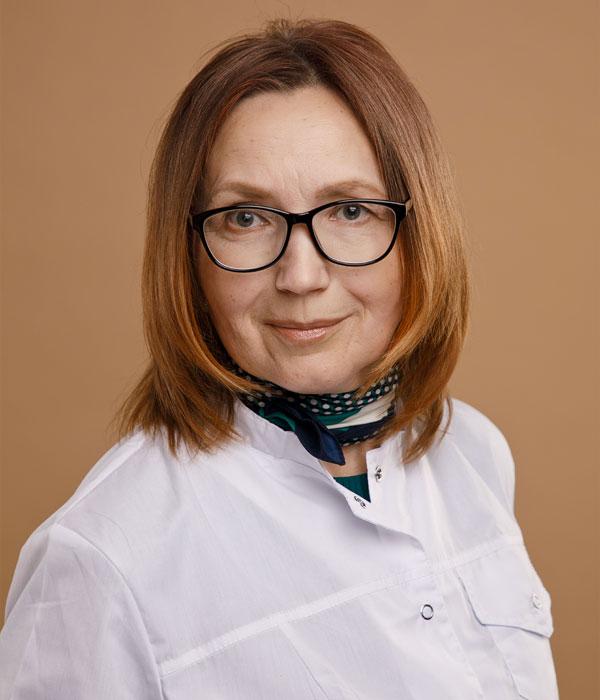 Крючкова Оксана Ивановна