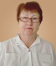 Ладанева Ирина Георгиевна