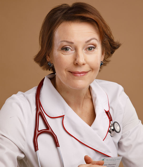 Мотовилова Елена Ивановна