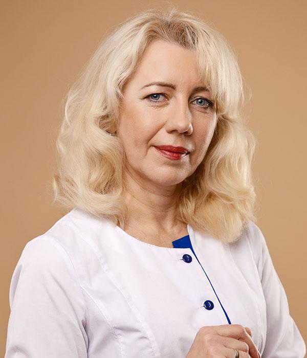 Попченко Оксана Владимировна