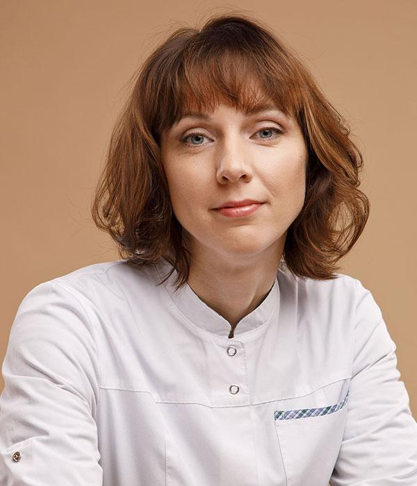 Смирнова Ольга Васильевна