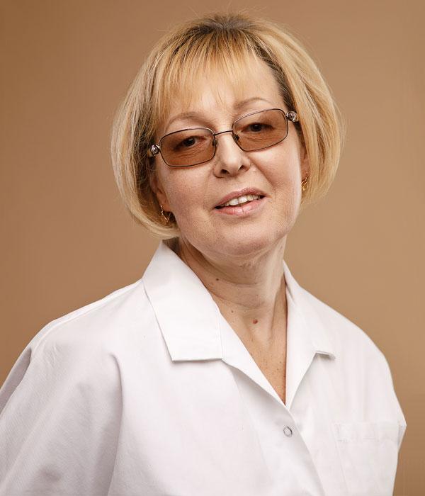 Соколовская Алла Георгиевна