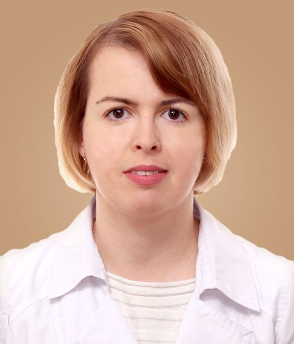 Стрижак Светлана Геннадьевна